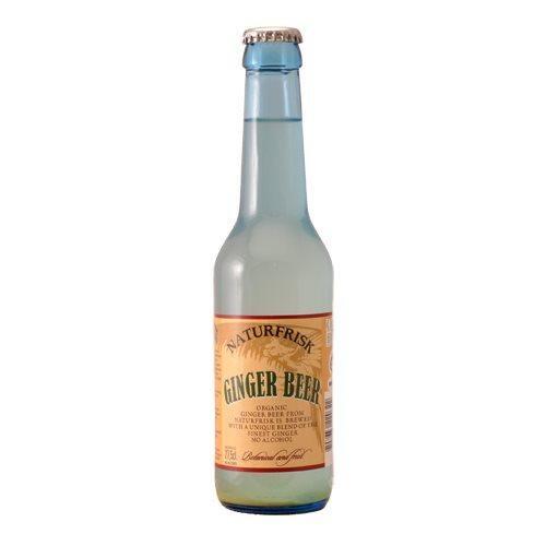 Image of   Ginger Beer Økologisk fra Naturfrisk - 275 ml.