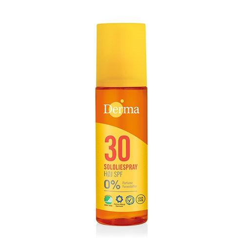 Derma sololie spray SPF 30