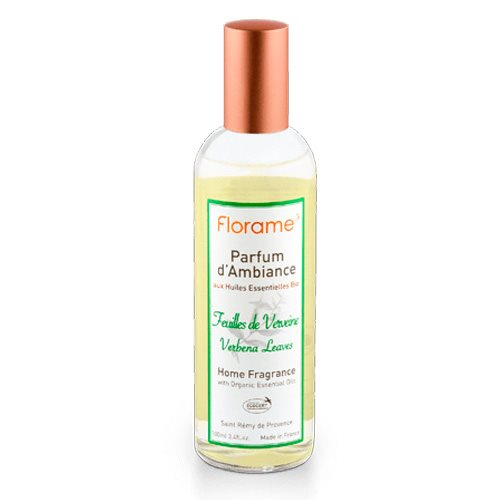 Aromaspray Verbena Leaves Florame - 100 ml.