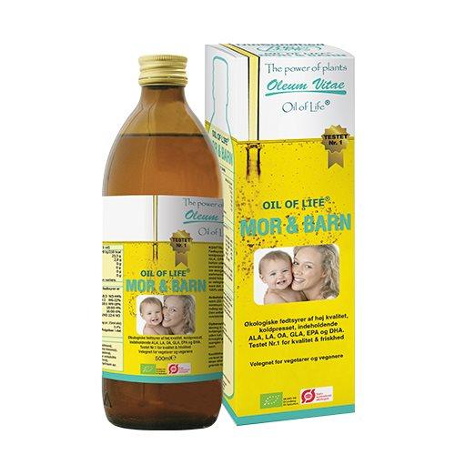 Billede af Oil of Life Mor og Barn (500 ml)
