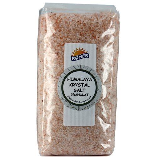 Image of   Himalaya krystalsalt granulat fra Rømer - 1 kg.