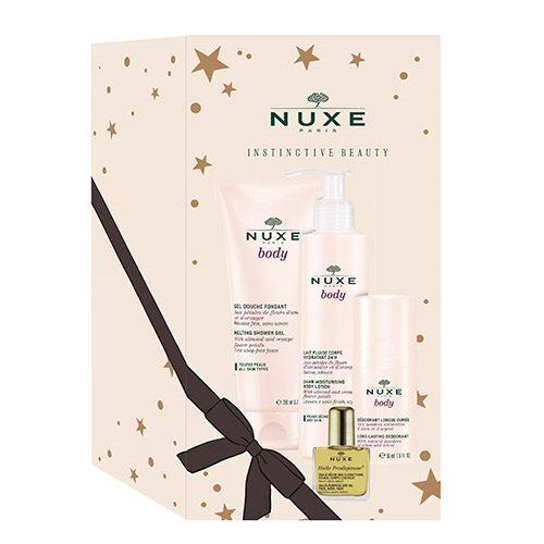 Image of   Nuxe Body Luksus Gaveæske (460 ml)