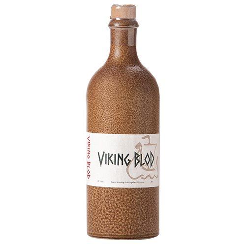 Image of Viking Blod 19% i sort stenflaske - 700 ml.