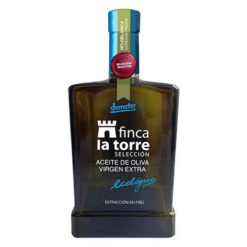 Image of   Finca la Torre Ekstra Jomfru Olivenolie Hojiblanca Ø (250 ml)