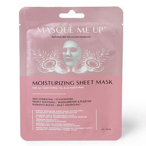 Image of   Masque Me Up Moisturizing Sheet Mask (25 ml)