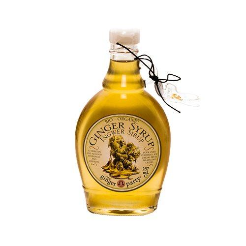 Ingefærsirup fra Ginger People Øko - 237 ml.