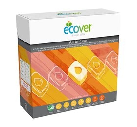 Ecover opvasketabs all in one - 70 tabs