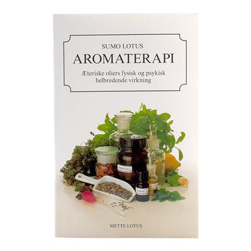 Image of   Aromaterapi bog Forfatter Mette Lotus
