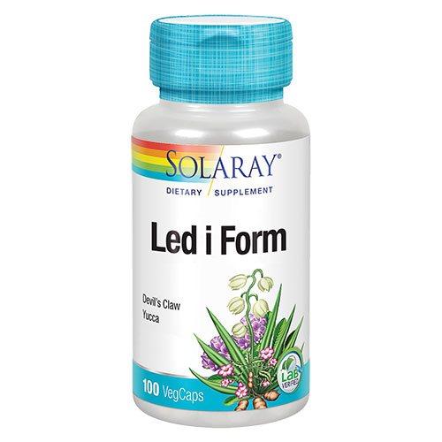 Led i form Solaray - 100 kapsler