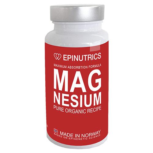 Epinutrics magnesium fra Netspiren