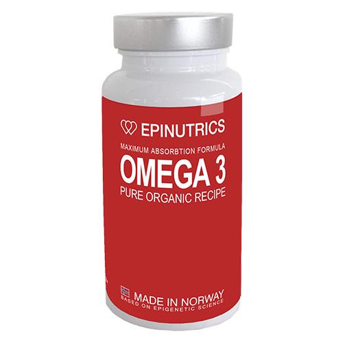 Image of   Epinutrics Omega 3 (60 kaps)