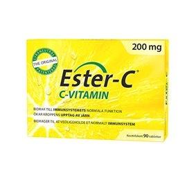 Image of Ester C 200 mg - 90 tabletter