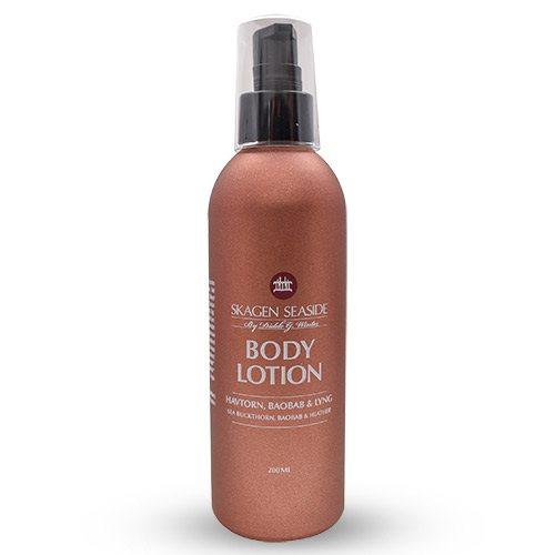 Image of Body lotion med baobab/havtorn