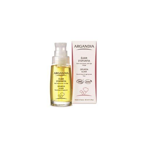 Image of   ARGANDIA Organic Pure Opuntia Face Elixir - 30 ml.