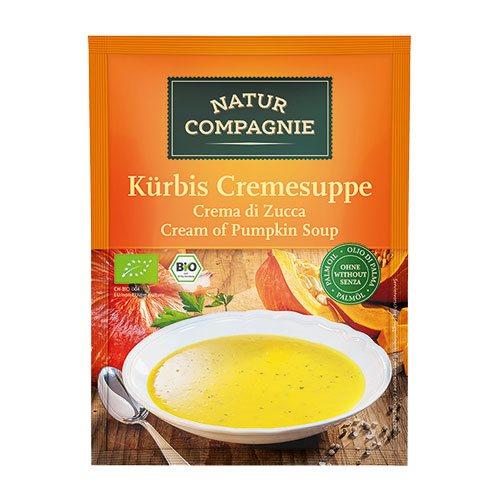 Græskarsuppe Natur Compagnie Økologisk - 40 gram