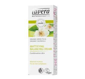 Lavera Balancecreme til blandet hud - 30 ml.