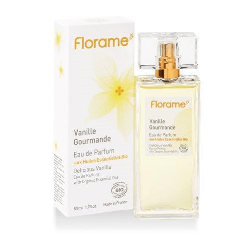 Florame Eua de Parfume Delicious Vanilla - 50 ml.
