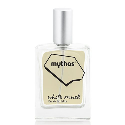 Image of   Mythos Eau de toilette White Musk cyclamen & berg (50 ml)