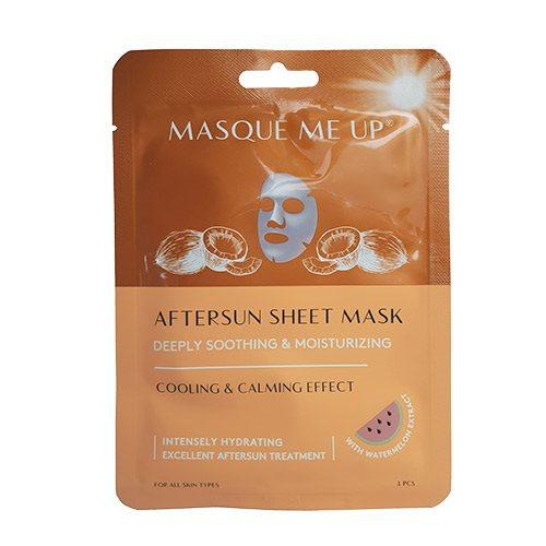 Image of   Masque Me Up Aftersun Sheet Mask (1 stk)