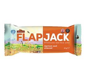 Flapjack abrikos og mandel - 80 gram