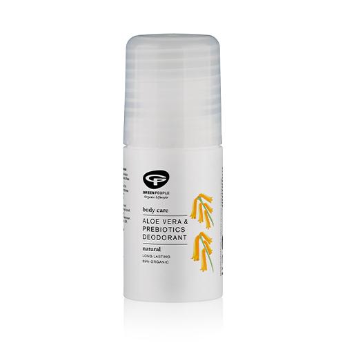 Image of   GreenPeople Deodorant Roll On med Aloe Vera 75 ml