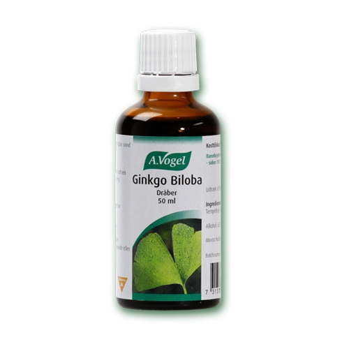 Image of   A. Vogel Ginkgo Biloba (100 ml)