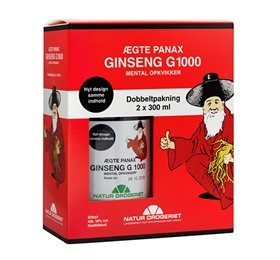 Image of   Ginseng G 1000 2x250 ml