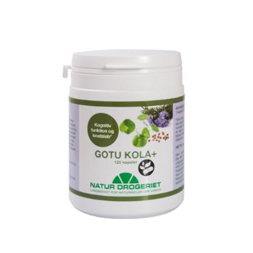 Gotu Kola 220 mg. - 120 kapsler