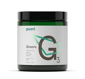 Image of Greens G3 - Neutral fra PurePharma - 180 gram