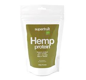 Image of Hamp protein pulver Superfruit Øko - 150 gram