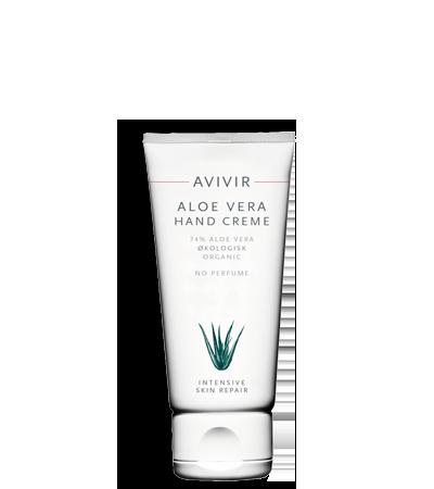 AVIVIR Aloe Vera Håndcreme Svanemærket - 50 ml