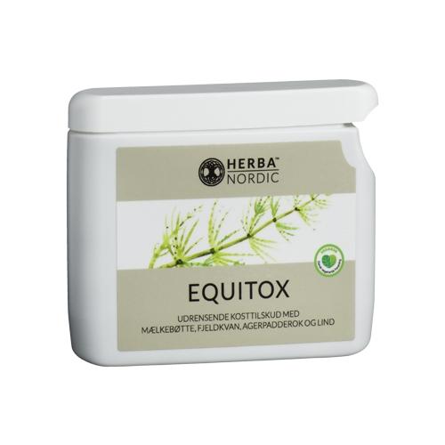 Herba Nordic Equitox (60 kap)