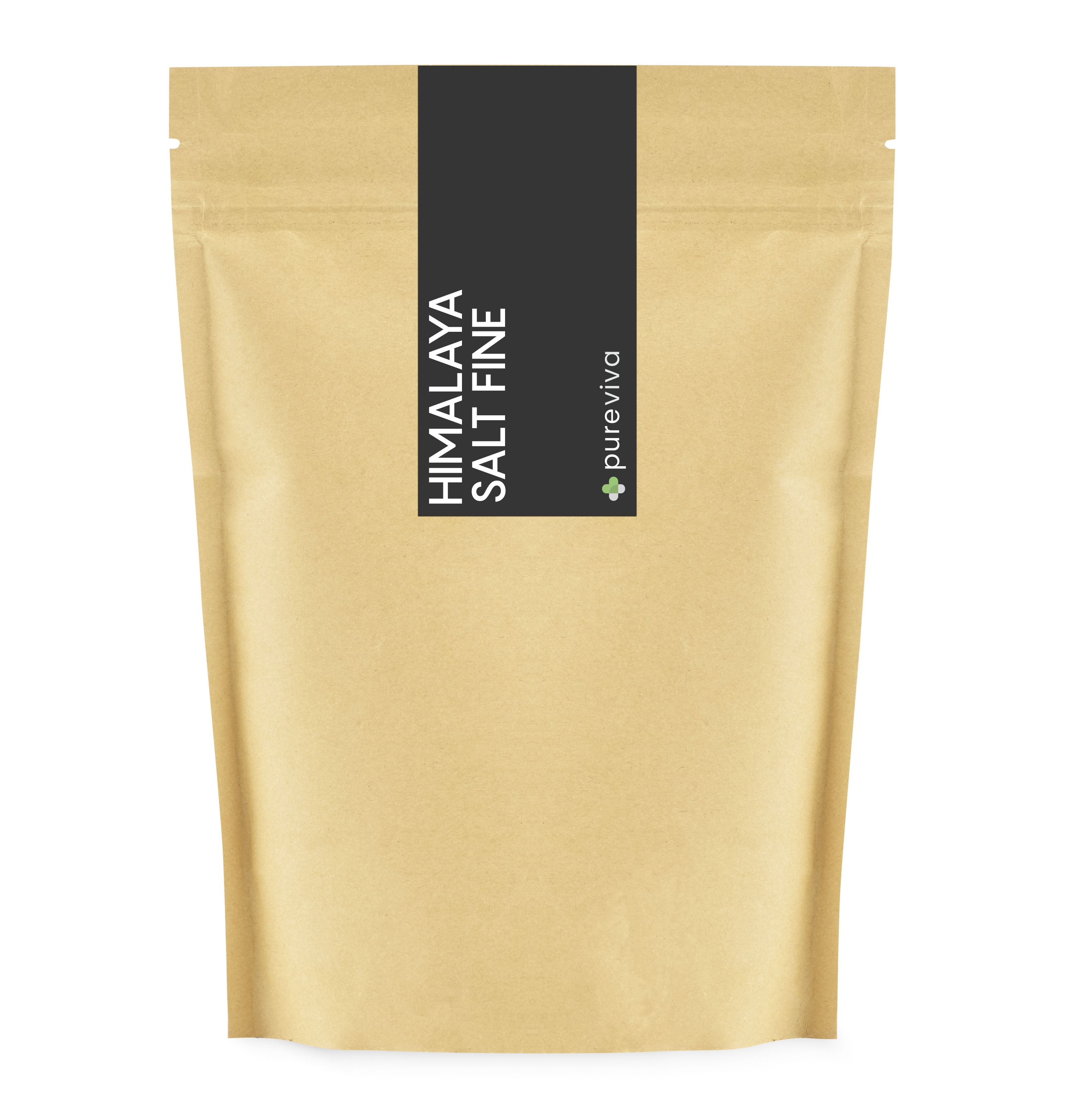 Image of   Pureviva Himalaya Salt - Fint (500 g)
