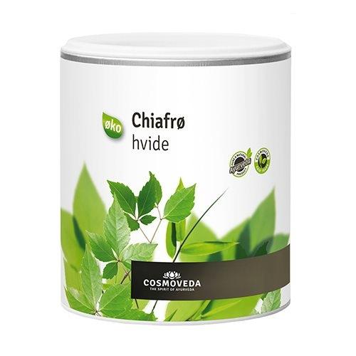 Image of Chiafrø hvide økologiske fra Cosmoveda - 450 gr