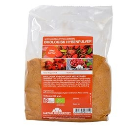 Hyben pulver Økologisk - 500 gram