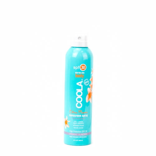 Image of   Coola Sport Continuous spray Citrus SPF 30 - 236ml