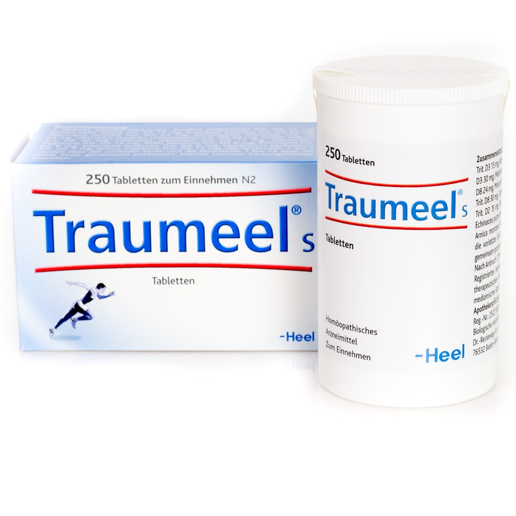 Image of Traumeel (250 tabletter)