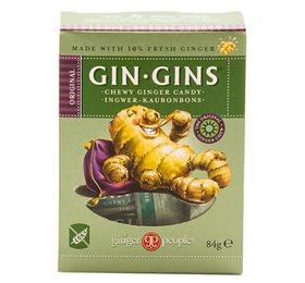 Image of   GIN-GINS Ingefærslik original - 84 gram