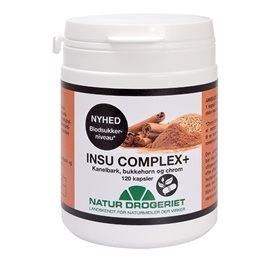 Bio Insu Complex Kanelbarkekstrakt - 90 kapsler