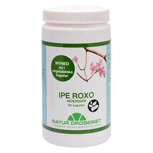 Image of Ipe Roxo 400 mg - 90 kapsler