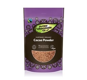 Kakao Pulver Rå uopvarmet - 180 gram