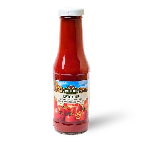 Image of Tomat Ketchup fra Byodo Økologisk - 300 ml.
