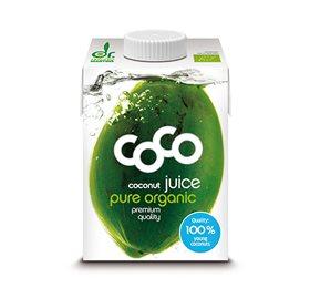 Image of   Coco Juice Dr. Martins Øko - 500 ml.