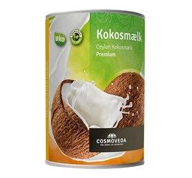 Cosmoveda kokosmælk fra Netspiren
