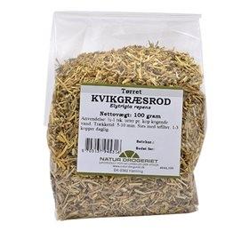 Image of   Kvikgræsrod fra Natur Drogeriet - 100 rgam