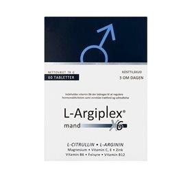 Image of   L-Argiplex til mænd - 60 kapsler