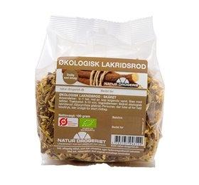 Image of   Lakridsrod fint skåret Økologisk - 100 gram