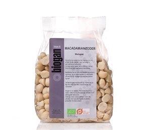 Biogan macadamianødder fra Netspiren