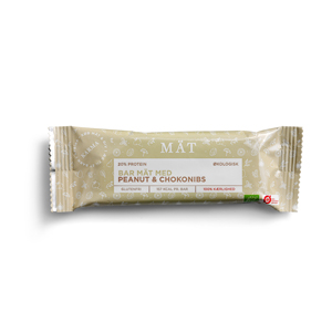 Image of MÄT bar peanut & chokonibs Økologisk - 40 gram