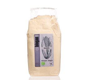 Image of   Majsmel økologisk fra Biogan 1 kilo